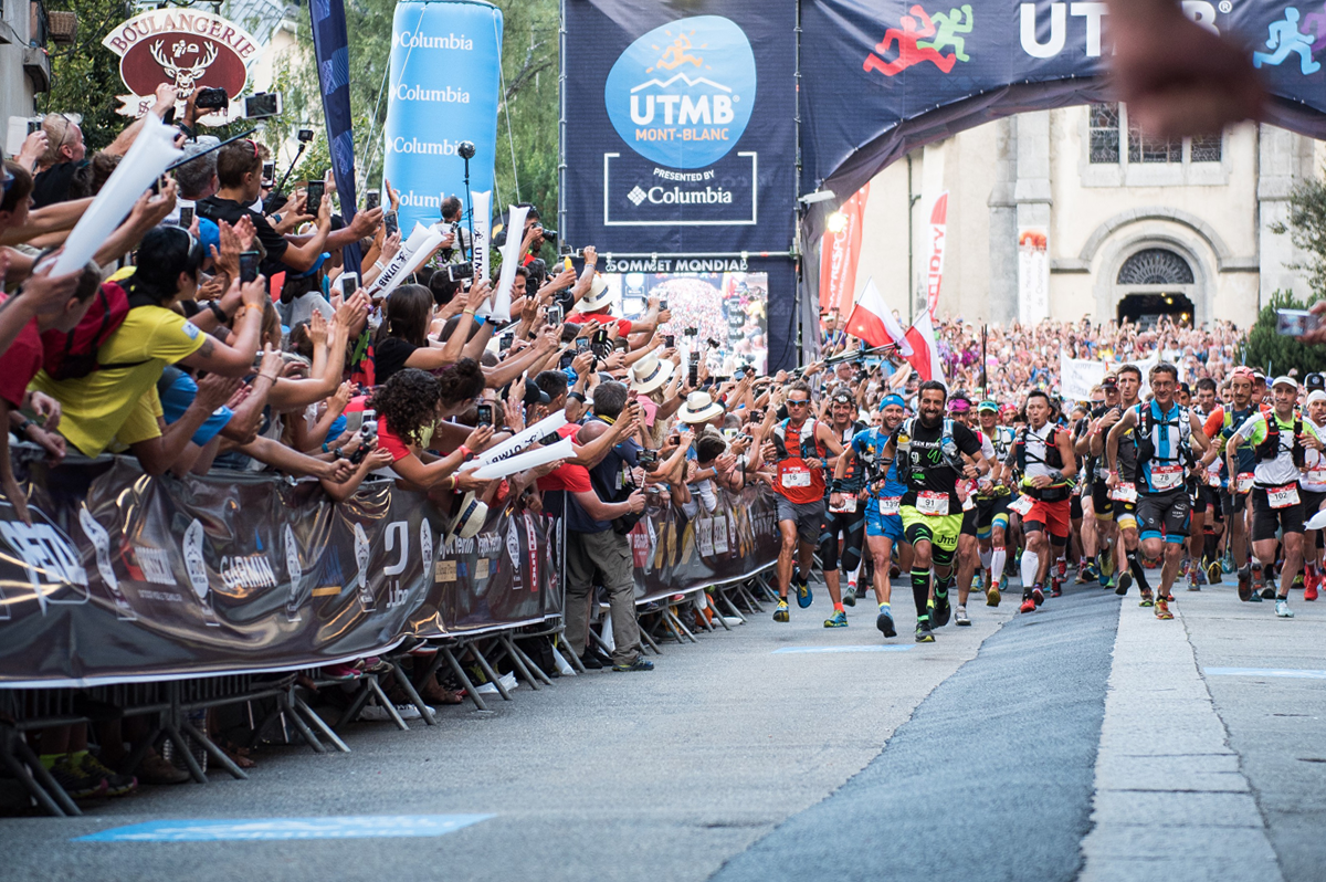 How to become more powerful runner on UTMB course?